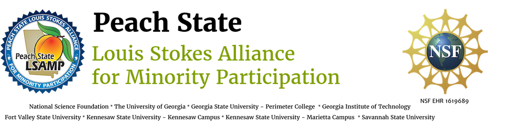 Louis Stoke Alliance for Minority Participation Logo