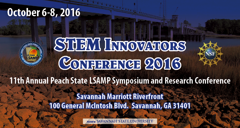 STEM Innovators Conference 2016 graphic